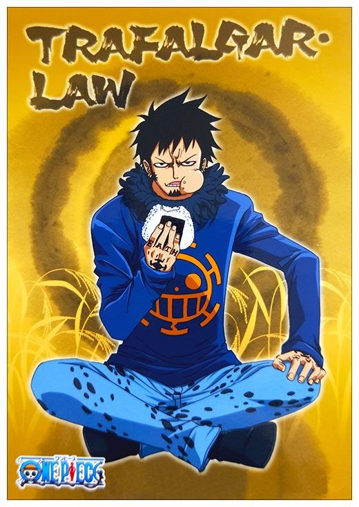 Портретный постер One Piece / Ван-Пис / Ван Пис / Wanpiisu / ワンピース